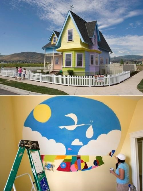 Bangerter Homes,disney,Dream Home,Herriman,pixar,up
