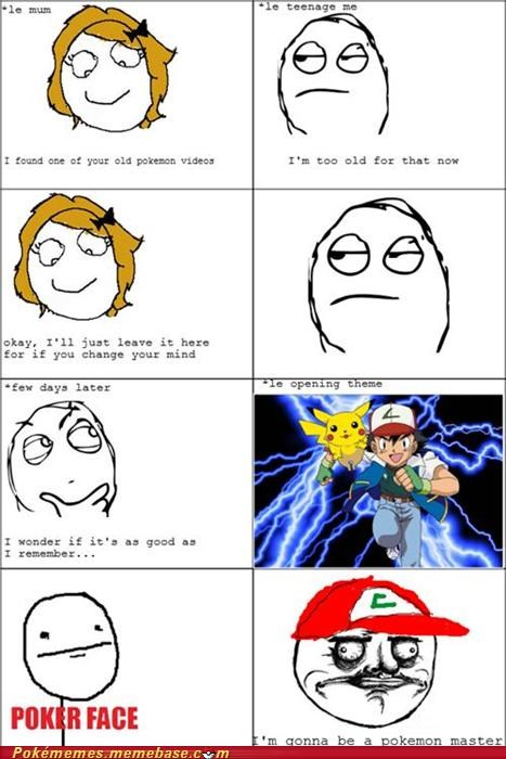 Rage Comics: Pokémon Is ALWAYS That Good