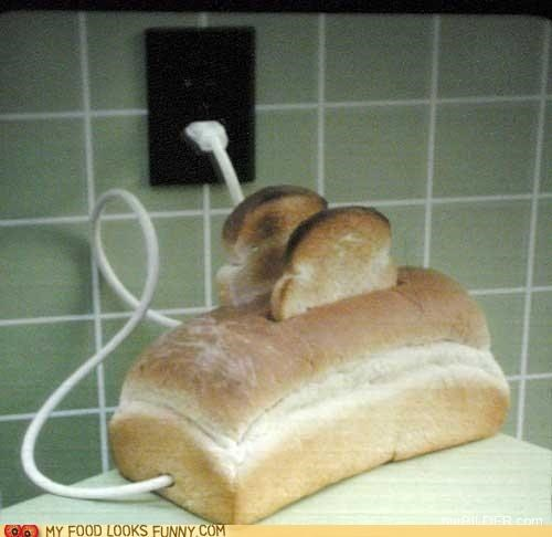 Bread, Get Away From There!