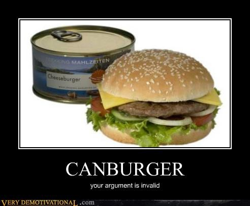 CANBURGER