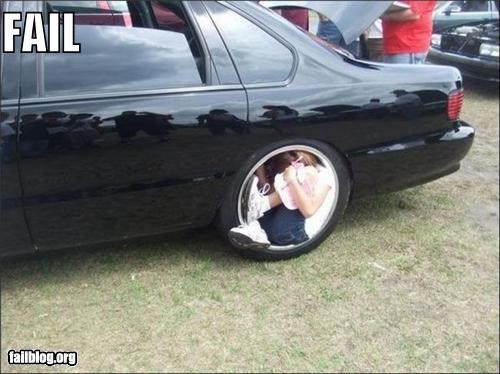 Wheel Choice FAIL