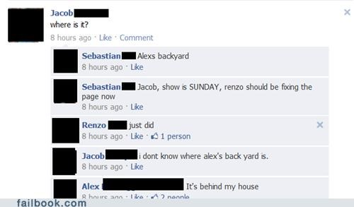 common sense,backyard