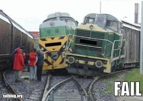 Train FAIL