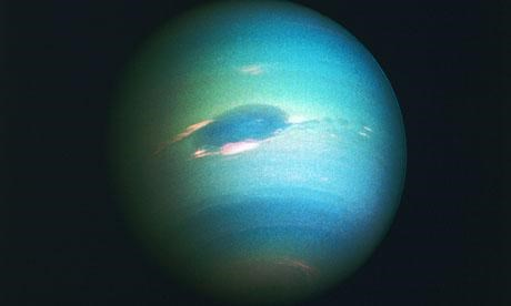Neptune's Anniversary of the Day