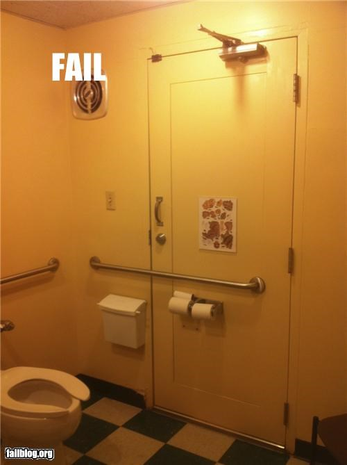 Door Placement FAIL