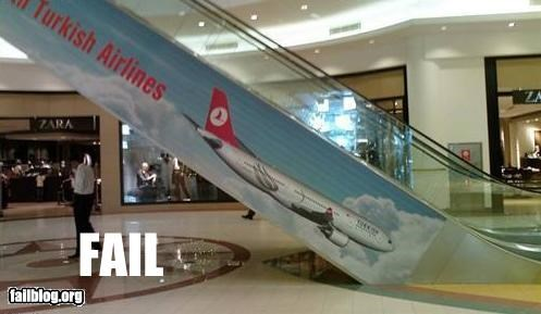 Airline Ad FAIL