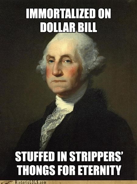 Forever George Washington