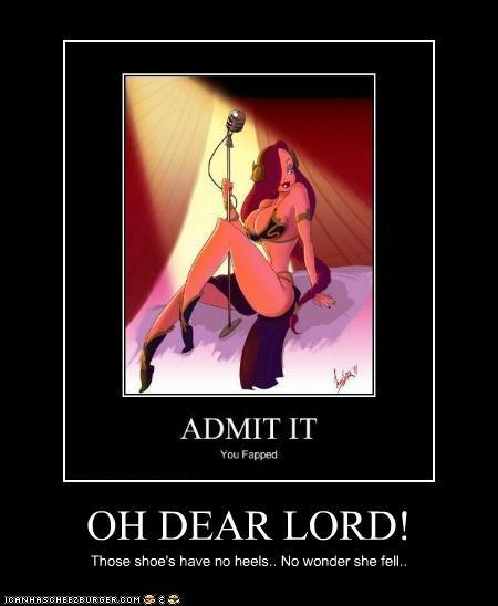 OH DEAR LORD!