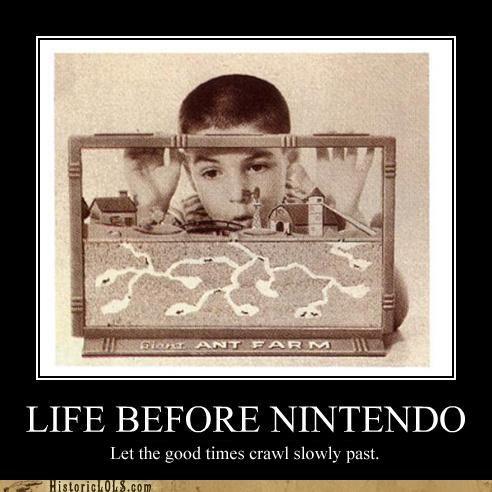 LIFE BEFORE NINTENDO