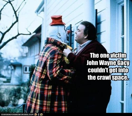 John Candy Proved A Difficult Victim...