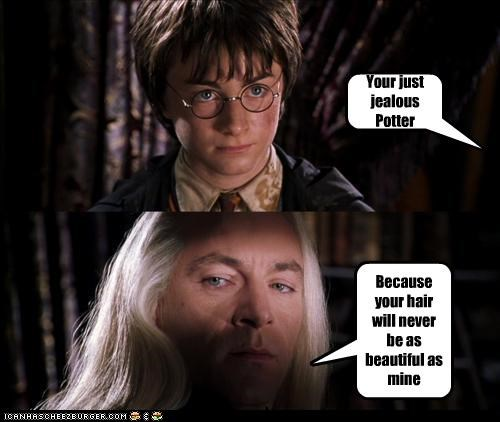 Keep On Hatin' Potter...