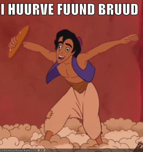 aladdin,bread,disney,Movies and Telederp,that face
