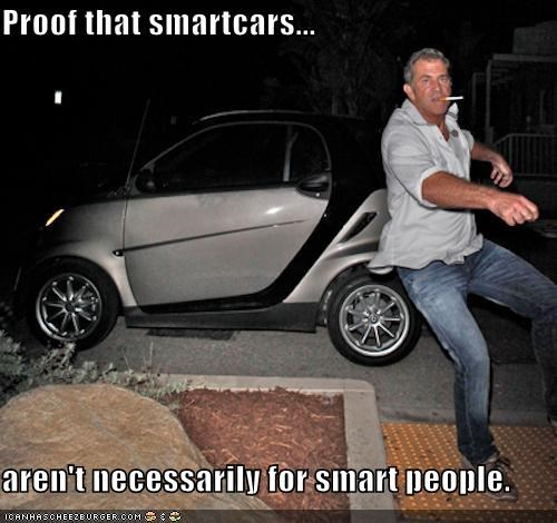 Proof That Smart Cars...