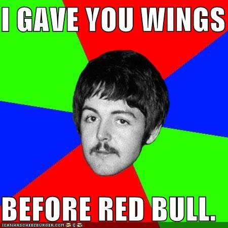 beatles,hipster,hipster-disney-friends,red bull,steve weber,wings