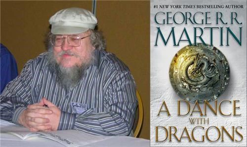George R.R. Martin Interview of the Day