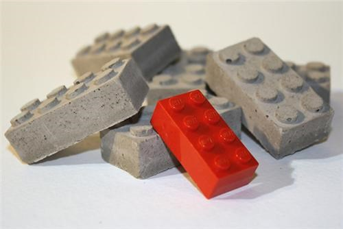 Concrete Legos of the Day