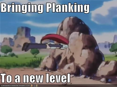 Planking at the Speed of Light