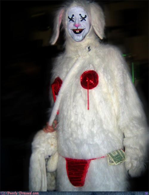 furry,rabbit,strip club,stripper