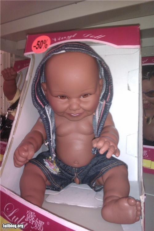 Baby Doll Wardrobe FAIL