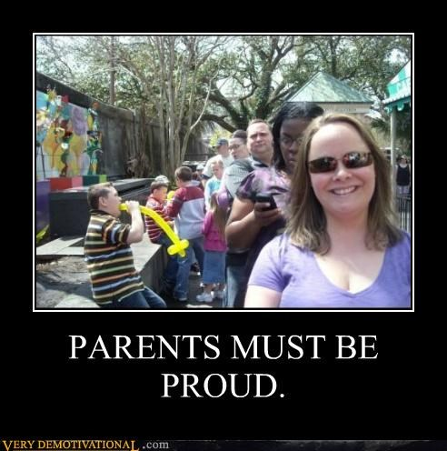 PARENTS MUST BE PROUD.