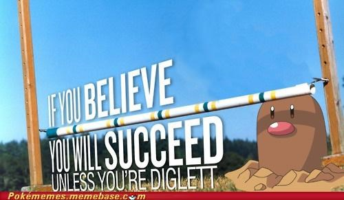 Diglett Wednesday: A Tribute