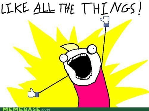 Like ALL The Things?!