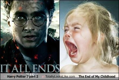 In Memoriam: The Best of Harry Potter Look-A-Likes (Part 1)