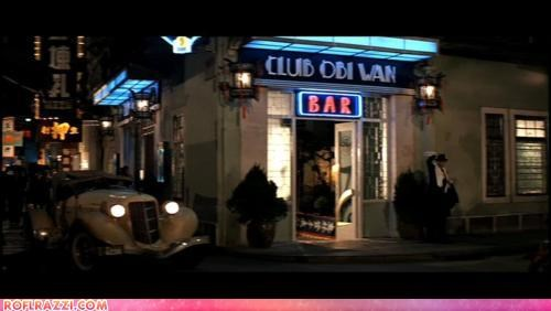 Temple Of Doom: Club Obi-Wan?
