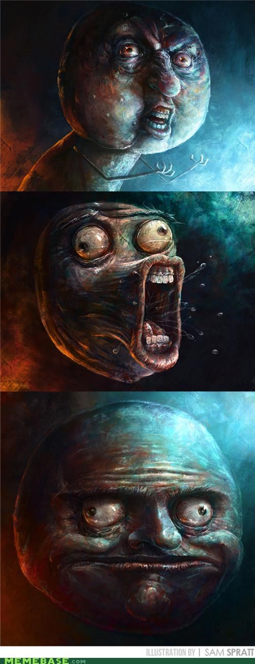 faces,improved,Rage Comics,sam spratt
