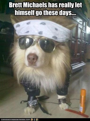 bandana,brett michaels,haggard,Music,musician,rock star,sunglasses,whatbreed