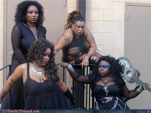 Destiny's Goth-Child