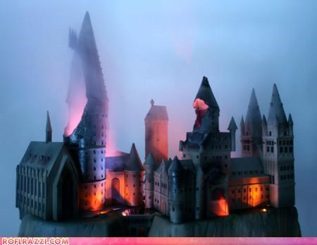 I'm So Hungry I Could Eat Hogwarts!