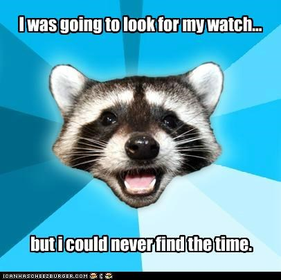 Lame pun Coon strikes again