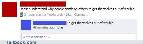 snitching,thats-why,you asked