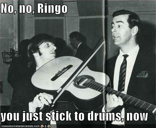 Nice Try, Ringo...