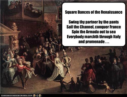 Square Dances Of The Renaissance