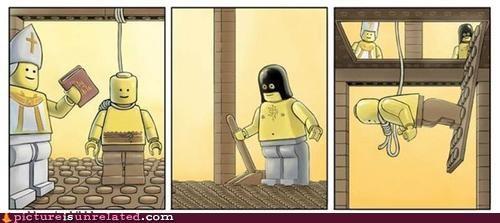 feet,hanged,lego,stuck,wtf