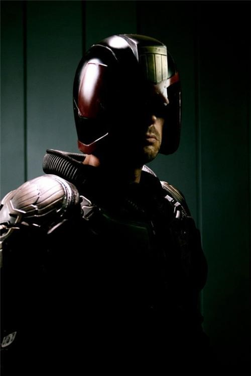 Judge Dredd Movie Still of the Day