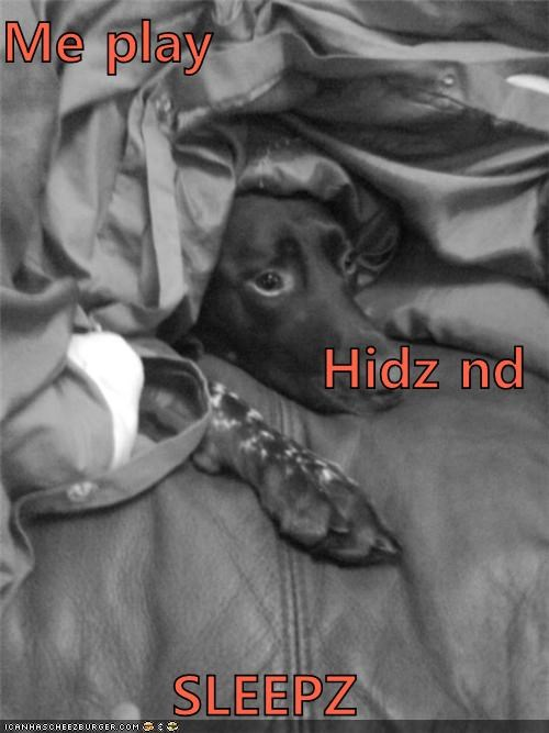 Me play Hidz nd SLEEPZ