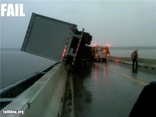 18-Wheeler FAIL