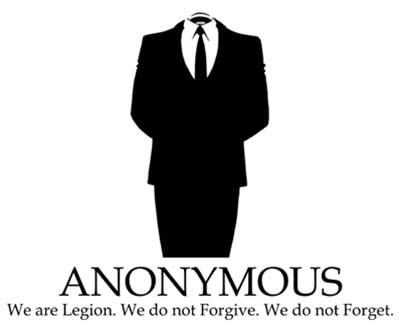 Anonymous Gets Social of the Day