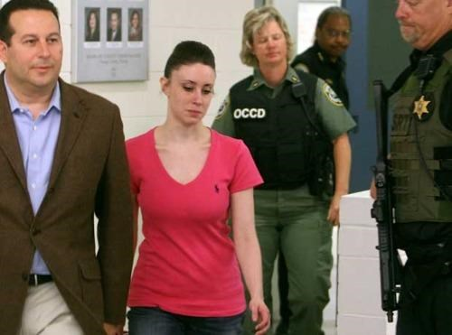 Follow Up of the Day: Casey Anthony Released