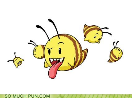 bees,boo,double meaning,Hall of Fame,literalism,lovely lady lumps,trick,trolling