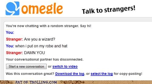 No one likes the wizard hat.