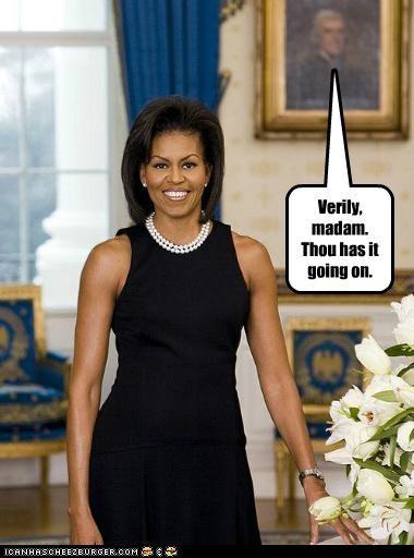 Michelle Obama,political pictures,thomas jefferson