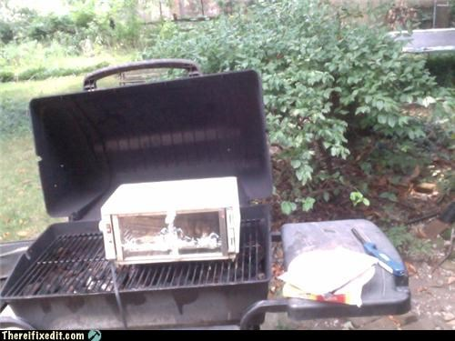 I Think I Know How We Can Speed Up The Grill