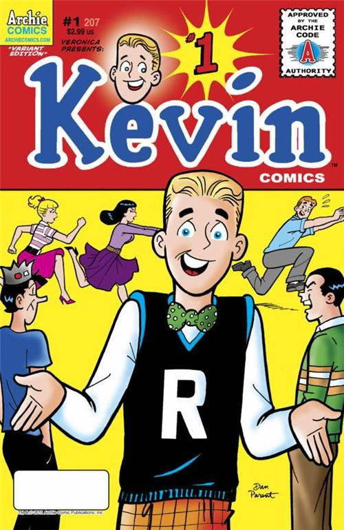 Archie Spinoff of the Day
