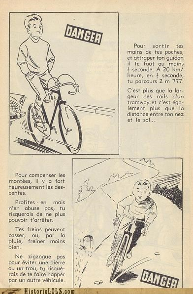 French Cycling Safety Tips Explained By An American Idiot