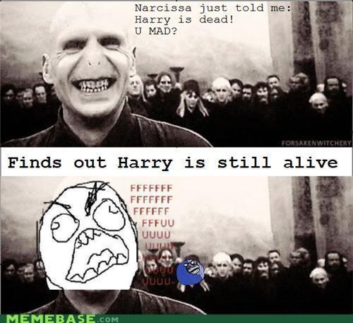 Trolldemort and the Boy Who Lied...