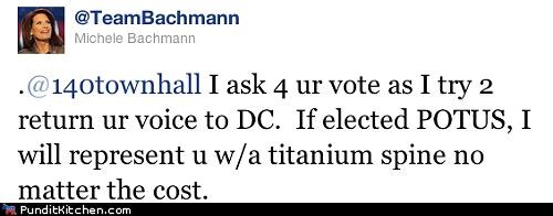 Michele Bachmann,political pictures,twitter